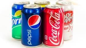 Coca-Cola And Other Energy Drinks