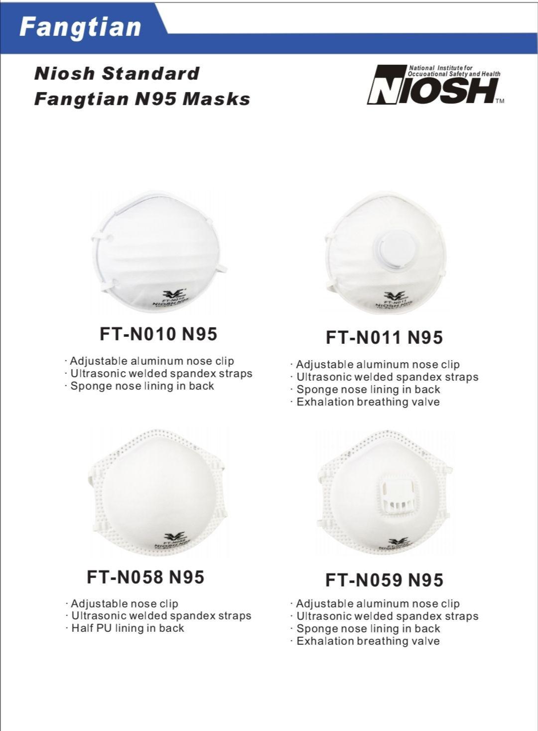 FT-N010/11/58/59 N95