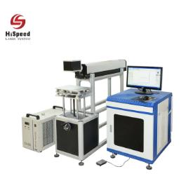 Axis Dynamic RF Co2 Laser Marking Machine Laser Engraving Machine