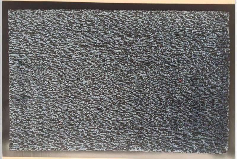 Non-Slip Cut Pile entrance Mat with PVC Back