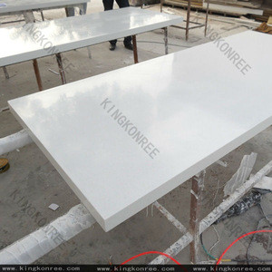 Artificial stone quartz solid surface commercial prefab outdoor bar tops