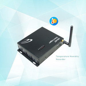 Battery Power GPRS gsm alarm system Data Logger for refrigerated truck