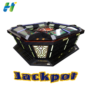 Bergmann Roulette gambling Machine, Casino Roulette Game Software Machine for Sale
