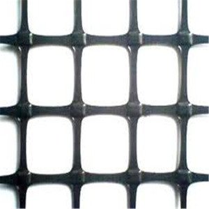 Biaxial plastic Geogrid for Civil for Engineering and Road Base