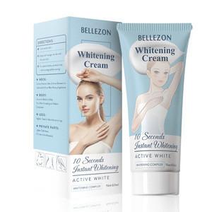 BIG DISCOUNT MOQ 10 Best Whitening Body Cream Armpit Legs Knees Private Parts Black Skin Whitening Cream