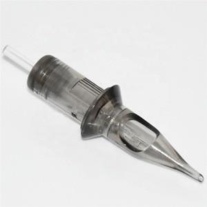BIGWASP Gray Disposable Cartridge Round Shader Tattoo Needle Cartridges 3RS/5RS/7RS/9RS/11RS/13RS/14RS