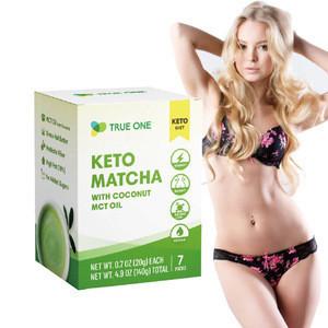 Buy powder MCT matcha green tea