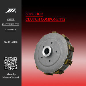 CB300R Motorcycle Clutch Hub Assembly KIT EMBREAGEM For HONDA