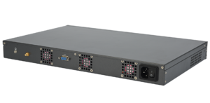 CE approval Embedded mini pcs 1037U Dual Core 6* Gbe NIC industrial Fanless Share Computer Servers