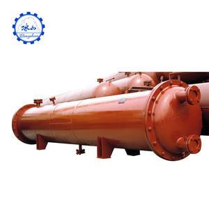 China supplier refrigeration system ammonia pressure vessels