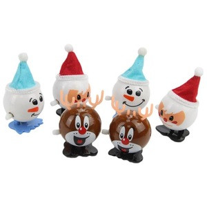 Christmas Novelty Plastic Wind Up Toy