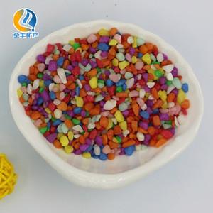 Coloured stones, Colored aggregate, Colored pea gravel Size 3-12mm