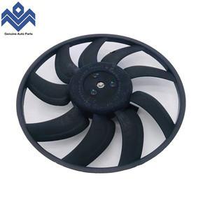 Cooling Radiator Fan 8K0 959 455 R 8K0959455R For Audi A4 A5 A6 A7 8K0959455F  8K0 959 455 F