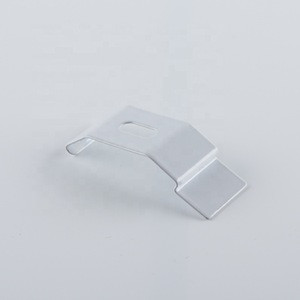 Curtain ceiling clips for curtain track window roller blind components and accessories steel ceiling clips