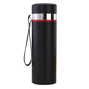 Double Wall Stainless Steel Metal Type Vacuum Flask & Thermoses Cup
