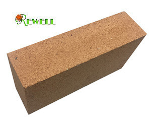 Fireclay brick refractories for heavy duty stationary boiler