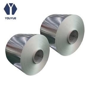 Food packaging aluminium foil aluminium foil jumbo roll  1235 8011 8079
