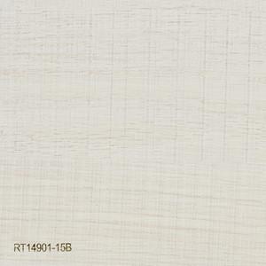 Fraxinus Mandshurica style PVC decorative film for carbinet/closet/flooring