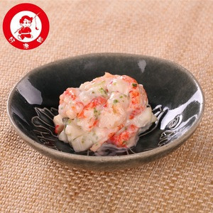Frozen lobster salad with KOSHER certificate