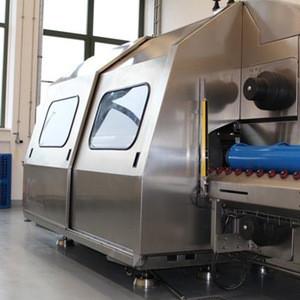 High pressure processing sterilizer hpp machine