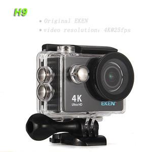 Hot sale 1080p night vision motorcycle helmet action camera eken h9 4k ultra hd
