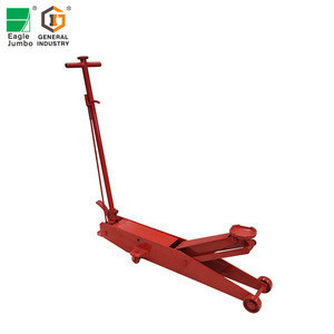 Hot sale 3 tons long ram hydraulic manual lifting floor transmission jack