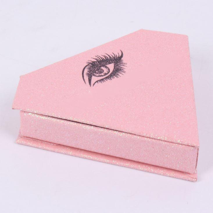 Luxury Custom Eyelash Packaging Box