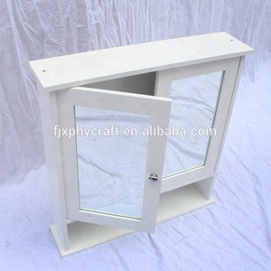 MDF  bathroom cabinet with shelf