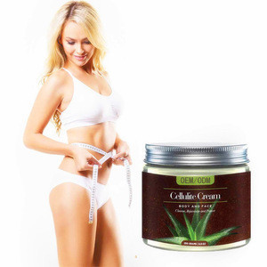 OEM 100% Natural Fat Burning Cream For Men And Women Slimming Cellulite Cream
