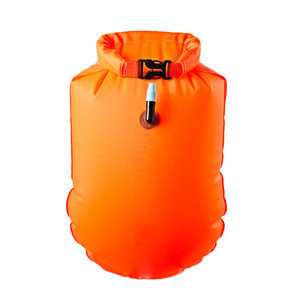 OEM water sport 500D PVC inflatable  life safe swimming buoy