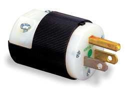 Plug 5-15P 15A 125VAC