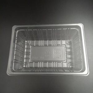 PP/PET/PS/PVC fruit packaging cheap plastic tray.