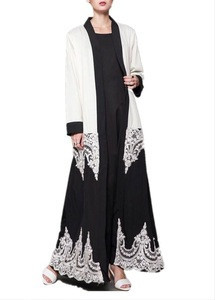 Wholesale Muslim Dress Abaya Islamic Clothing For Women Plus Size Dress Oem/Odm Accpect Dubai Kimono Abaya