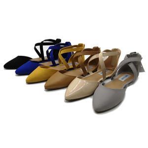 Women Flat Casual Shoes Nude Flats