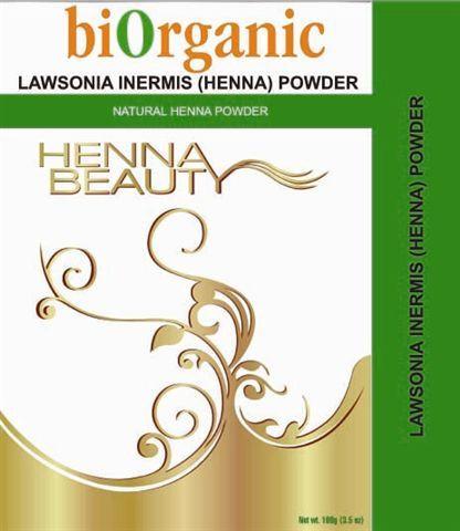 Lawsonia inermis (Henna) Powder