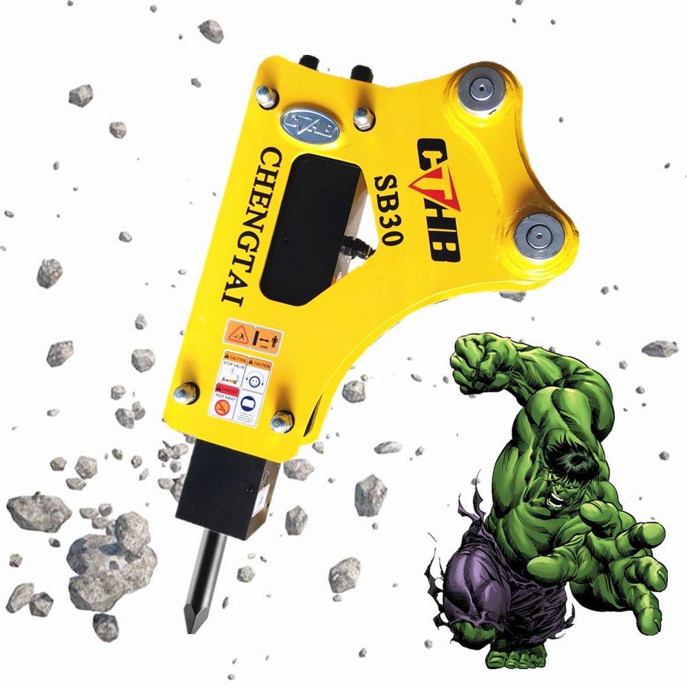 INDECO hydraulic breaker hammer
