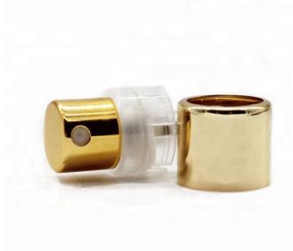 Factory price 15mm easy crimp pump spray crimpless perfume fine mist sprayer for perfume bottle use