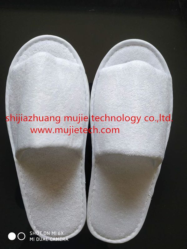 Hotel bathroom slippers Spa disposable slippers