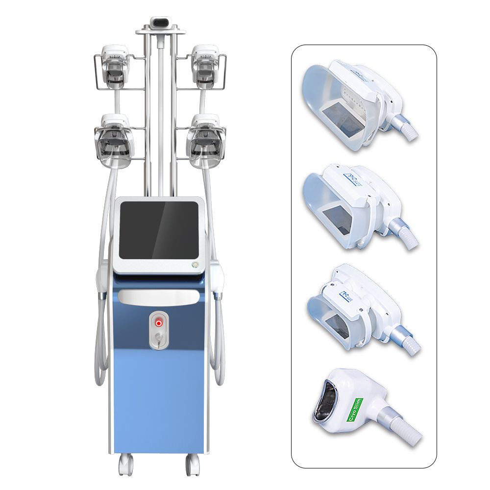 5 handles criolipolisis cryolipolysis slimming beauty machine