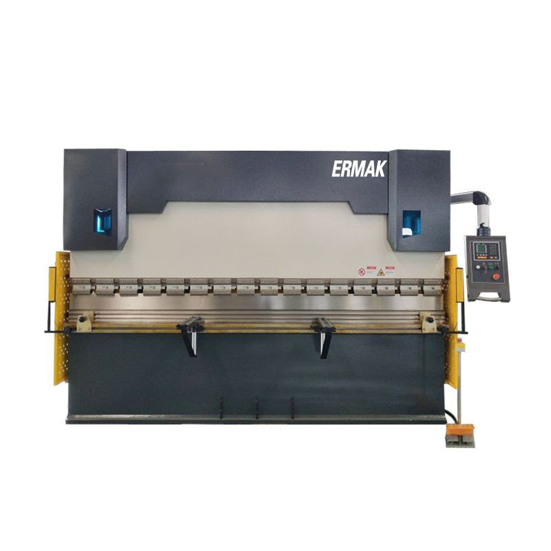 Import WC67Y 100 125 160 200 250 300 ton 3200 electro hydraulic servo Plate Metal Bending CNC Press Brake Machine from China