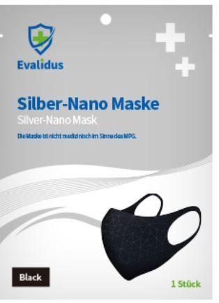 Silver Nano Mask
