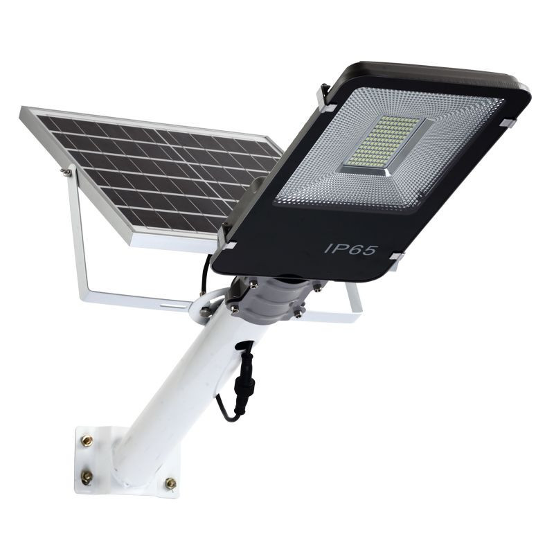 Seendy LED Solar Street Light 50W 100W 150W 200W with Lithium Battery Light Control