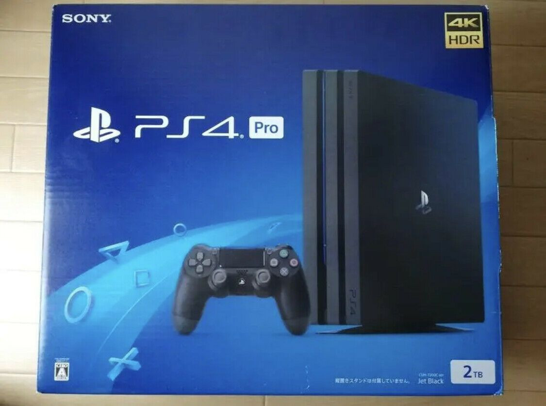 Ps4 pro 1tb For New PS4 PRO 1TB 2TB SLIM 1TB 500GB Console 20 GAMES & 4 Controllers VR