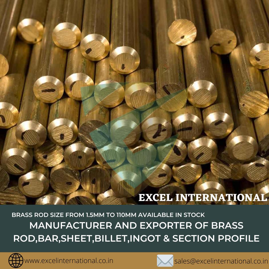 Brass Rod / Brass Billet