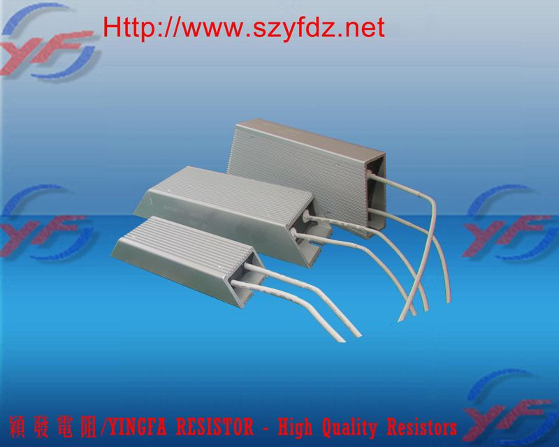 High stable aluminum housed wire wound 200W power resistor