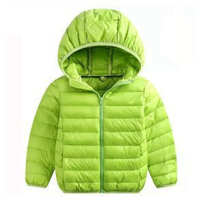 Kid's Down Jackets