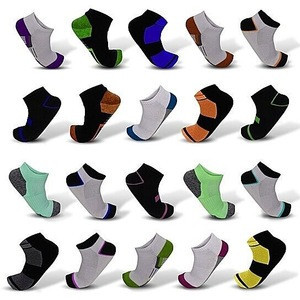 10-Pairs of Men's Moisture Wicking Low-Cut Ankle Socks