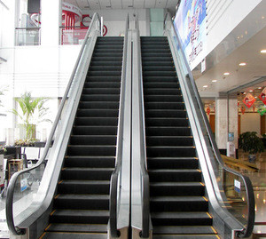 35 degree 1000mm Step Indoor Commercial Escalator with VVVF drive