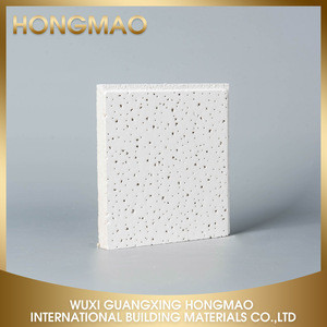 600*600MM Acustic and Moisture-Proof mineral fiber ceiling