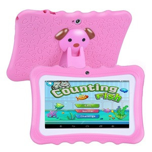 7 inch children's tablet Android quad-core student tutor learning machine wireless WIFI